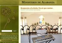Ministerio de Alabanza Cantos litúrgicos en partituras jpg